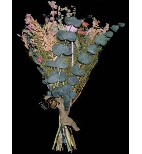 Bouquet fleurs séchées...