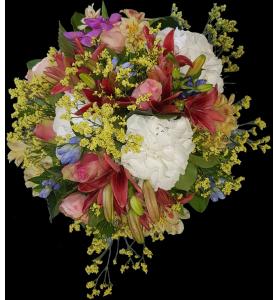 Bouquet d'Extrême-Orient