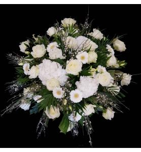 Avalanche fleurie