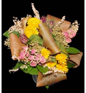 Bouquet  fleurs séchée