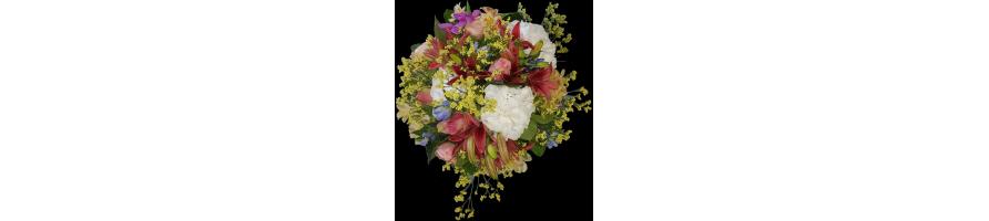Bouquet en réserve d'eau